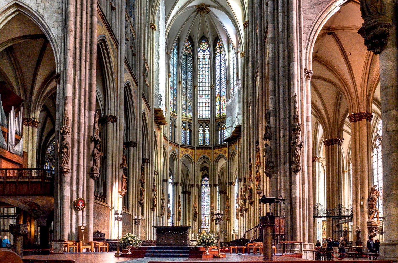 Wdf Wupper Digitale Fotografie Koln Hohe Domkirche St Petrus